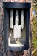 Fledermaus-Großraumhöhle 3FS für Kleinfledermäuse