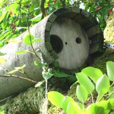 Steinkauzröhre Nr. 20A Schwegler mit Marderschutz