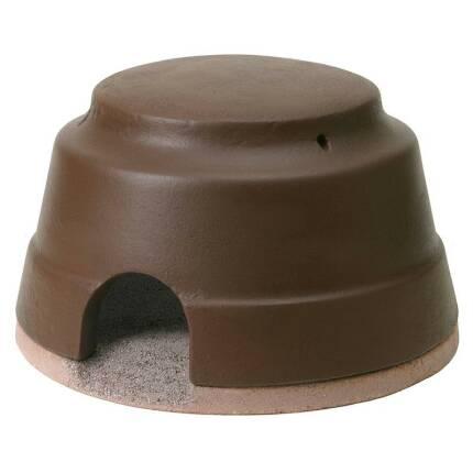 Igelkuppel mit Isolierboden schwere Ausführung