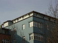 Mauerseglerkasten Nr. 17B extratief 21 cm