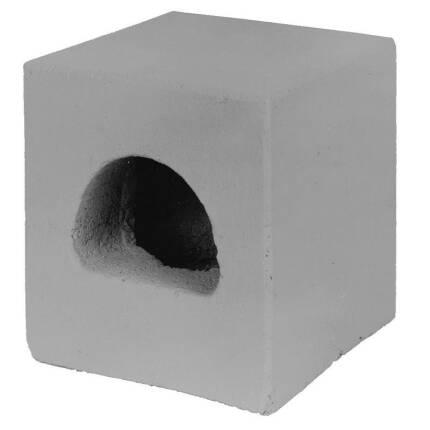 Niststein Typ 26  von Schwegler für Halbhöhlenbrüter
