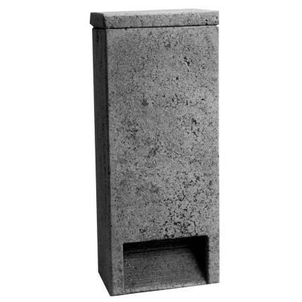 Fledermaus-Fassadenreihe 2FR Einzelelement für Baukastensystem