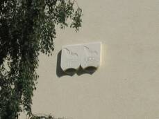 Fledermaus-Fassadenquartier 1FQ Schwegler
