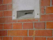 Fledermaus-Winterquartier 1WI  (zum Einbau)