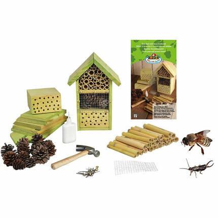 Insektenhotel zum Selberbasteln