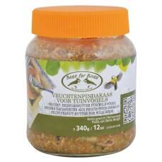 Frucht-Erdnussbutter 340 g