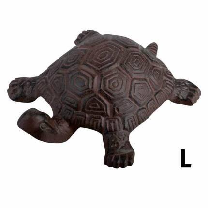 Schildkröte aus Gusseisen schwer