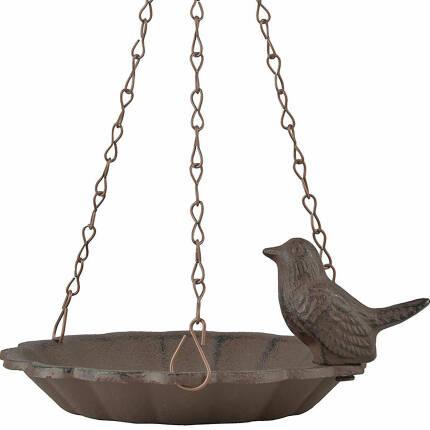 Hängende Vogeltränke 1 Vogel