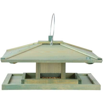 Japanisches Futterhaus