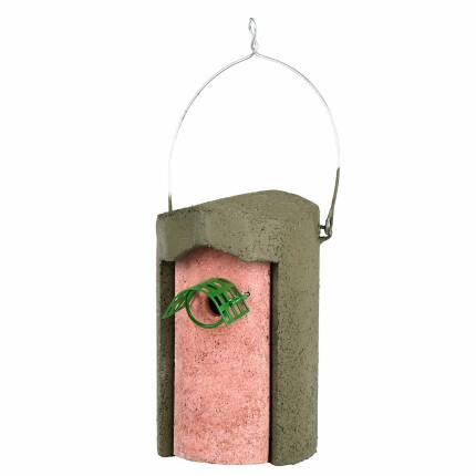 Nisthöhle Schwegler 1B mit Marderschutz 26 mm grün