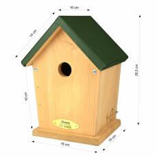 Vogelhaus Minnesota Ø 32 mm