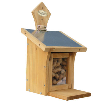 Bausatz Eichhörnchen-Futterstation