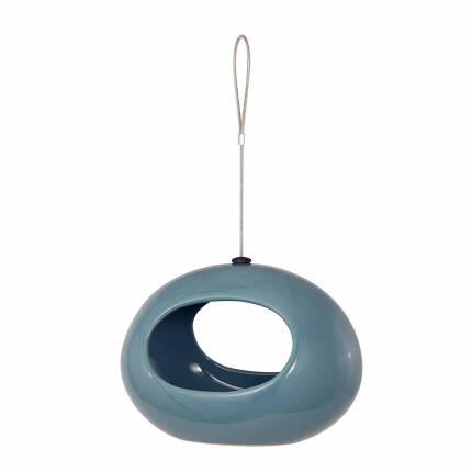 Hängende Wasserschale Selo blau