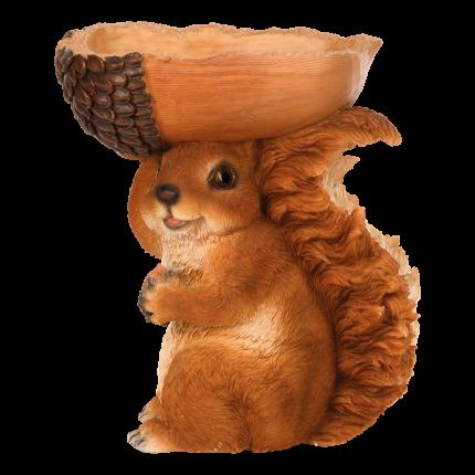 Futterschale Eichhörnchen