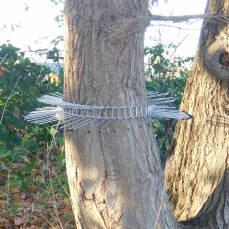 Katzenabwehrgürtel zum Schutz von Vogelnestern vor...