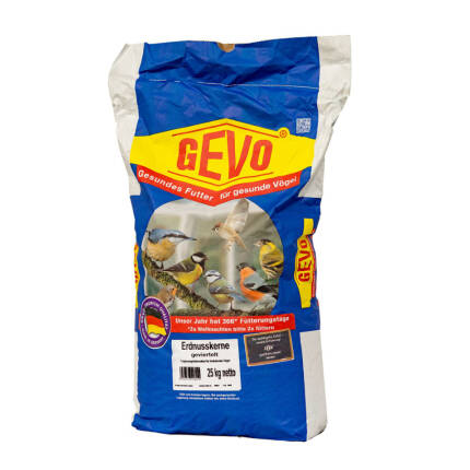 Erdnusskerne geviertelt 25 kg