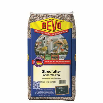 Streufutter ohne Weizen 2500 g