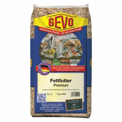 Fettfutter Premium 1000 g