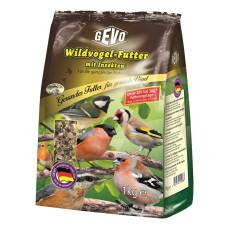 Wildvogelfutter mit Insekten 1000 g