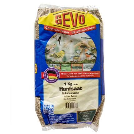 Hanfsaat für Futterzwecke 1 kg
