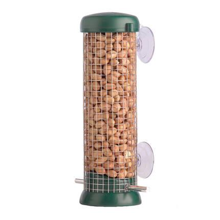 """Fensterfütterer """"Birdlover"""" für Erdnüsse"""