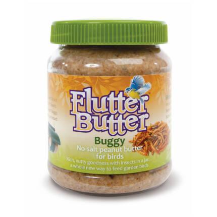 """Flutter-Butter """"Buggy"""" - Erdnussbutter für Vögel"""