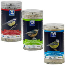 Fettfutter für Wildvögel - verschiedene Sorten