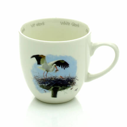 Tasse Storch