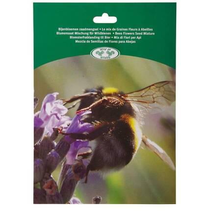 Saatmischung für Wildbienen